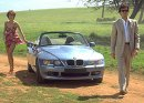 GoldenEye - BMW Z3
