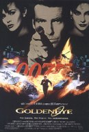 GoldenEye - US 1 sheet Poster