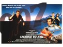 Licence to Kill -  UK Quad Poster